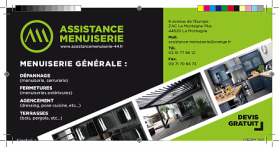 ASSISTANCE MENUISERIE