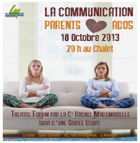 La communication parents et ados