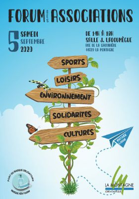 Forum des Associations - 5 septembre 2020