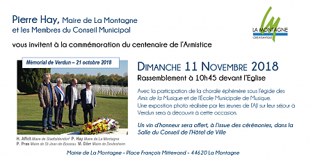Invitation Web 11 novembre 2018