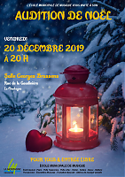 01 - Audition noël 20 décembre 2019