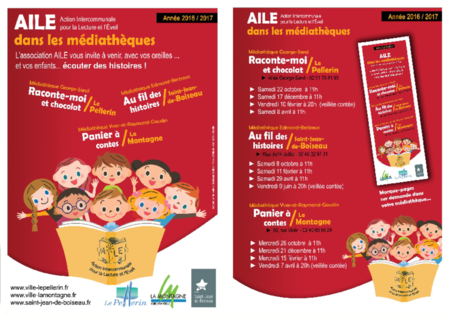 Flyer AILE 2016 2017