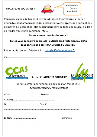 Appel 2019 Chauffeurs-Solidaires Coupon