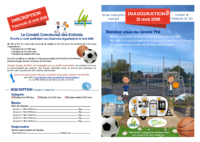 04 - Inscription tournois foot:basket 21 mai 2016